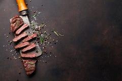 Het hoogste blad of lapje vlees van Denver stock foto