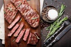 Het hoogste blad of lapje vlees van Denver royalty-vrije stock foto's