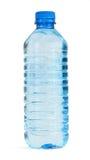 Het hoogtepunt van de fles van water stock afbeelding