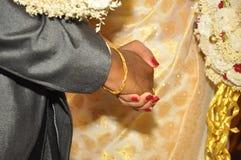 Het hoogtepunt van de huwelijksdag royalty-vrije stock afbeelding