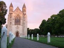 Het hoogtepunt van de kapel stock afbeeldingen