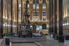 Het hooi ` s Galleria is een winkelend centrum op de zuidenbank van riv royalty-vrije stock foto