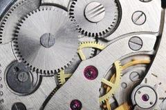 Het horloge bereidt zich dicht op voor Stock Fotografie