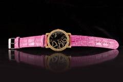 Het Horloge van de luxe Stock Foto