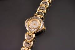 Het Horloge van de luxe Stock Afbeeldingen