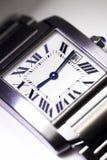 Het Horloge van de luxe Royalty-vrije Stock Foto's