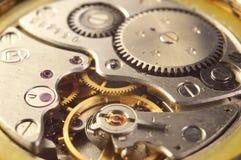Het horloge van de tijd Stock Fotografie