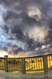 Het horloge van de tornado day4 Stock Foto's