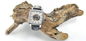 Het horloge van mensen Royalty-vrije Stock Foto