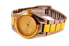 Het horloge van vrouwen Royalty-vrije Stock Fotografie