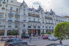 Het Hotel DE Parijs Royalty-vrije Stock Fotografie