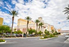 Het Hotel en het Casino van het zuidenpunt Stock Fotografie