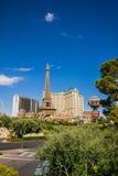 Het Hotel en het Casino van Parijs Stock Foto's