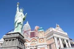 Het Hotel Las Vegas van New York Stock Foto's