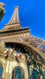 Het Hotel Las Vegas van Parijs Stock Foto's
