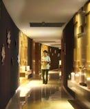 Het hotel SPA SPA Stock Foto