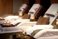 Het hotel SPA SPA Stock Afbeelding