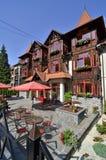 Het hotel Ursu van Sovata Royalty-vrije Stock Foto's