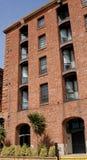 Het hotel van Albert Dock Royalty-vrije Stock Foto's