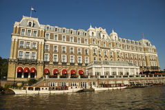 Het hotel van Amstel Royalty-vrije Stock Foto's
