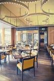 Het hotel van Amsterdam (Le Europa) Royalty-vrije Stock Foto's