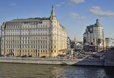 Het Hotel van Baltschugkempinski stock fotografie