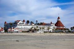 Het Hotel van Coronado stock fotografie