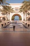 Het Hotel van de luxe Royalty-vrije Stock Afbeeldingen