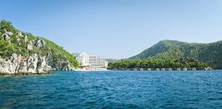 Het hotel van de luxe Stock Foto