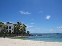 Het hotel van de luxe Royalty-vrije Stock Afbeelding