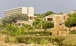 Het hotel van de luxe in Griekenland Royalty-vrije Stock Afbeelding