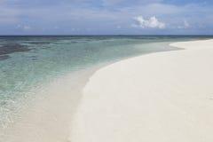 Het hotel van de luxe in tropisch eiland Stock Afbeeldingen