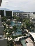 Het hotel van de Phuketdroom Stock Afbeelding