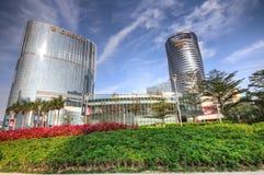Het Hotel van de Torens van de kroon, Stad van Dromen: Macao Royalty-vrije Stock Foto