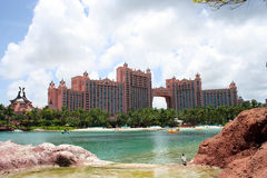 Het Hotel van de vakantie Stock Afbeeldingen