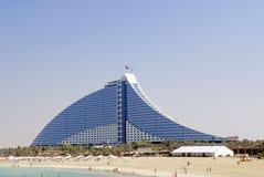 Het Hotel van Doubai Stock Foto's