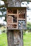 Het hotel van het insect Stock Afbeelding