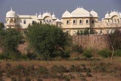 Het Hotel van het Paleis van Vilas van Bhanvar Stock Afbeeldingen