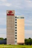 Het hotel van Hilton Royalty-vrije Stock Foto's