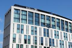 Het hotel van Hilton Stock Foto