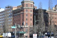 Het hotel van Jane, de stad van New York Stock Foto