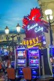 Het hotel van Las Vegas, Parijs Royalty-vrije Stock Afbeeldingen