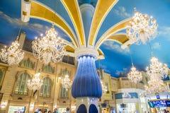 Het hotel van Las Vegas, Parijs Stock Fotografie