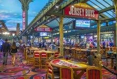 Het hotel van Las Vegas, Parijs Stock Afbeelding