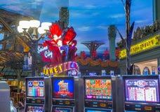 Het hotel van Las Vegas, Parijs Stock Foto's