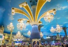 Het hotel van Las Vegas, Parijs Stock Foto