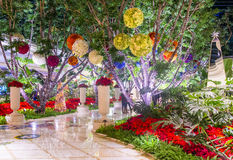 Het hotel van Las Vegas Wynn Royalty-vrije Stock Afbeeldingen