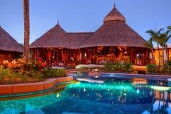 Het hotel van le Touessrock, Mauritius royalty-vrije stock foto