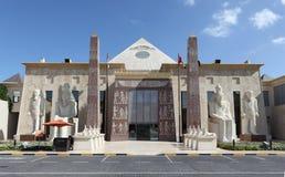 Het hotel van loterijen in Doubai royalty-vrije stock fotografie