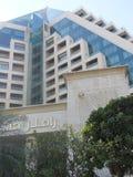 Het hotel van loterijen in Doubai royalty-vrije stock foto